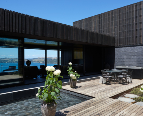 Building on Waiheke achieves outstanding results when working with Whelan Building