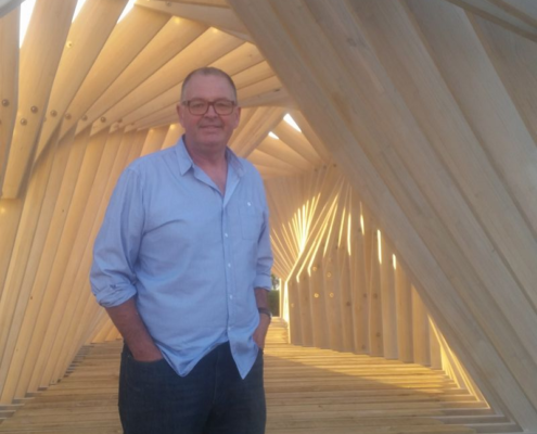 Geoff Whelan of Whelan Building - Waiheke Islands largest building company